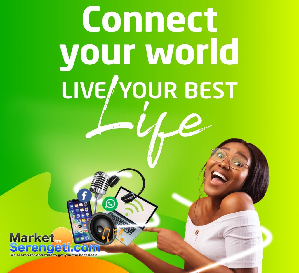 Live your best life with our affordable & reliable LTE mobile internet