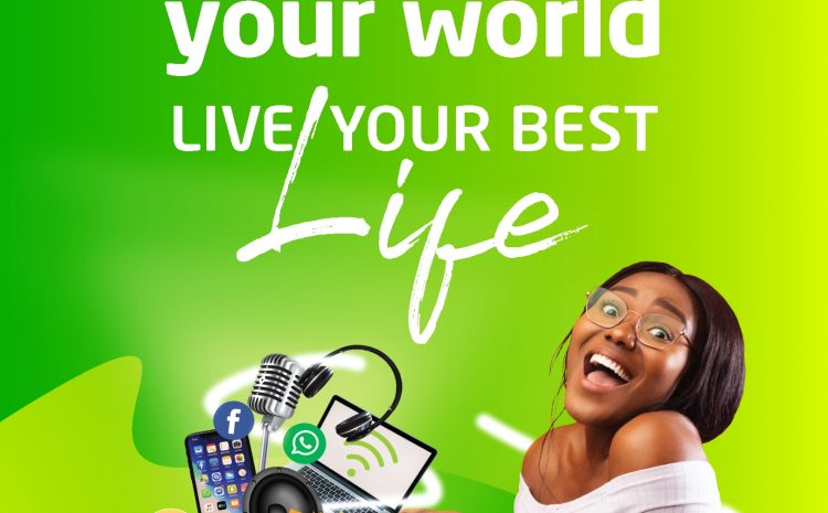 Live Your Best Life with LTE Mobile Internet from MarketSerengeti.com