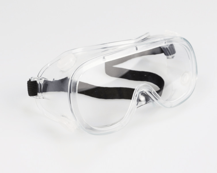 Safety Eye Glasses/Goggles Anti-COVID-19 Anti-saliva, Anti-fog, Dust proof Transparent And Waterproof protective glasses