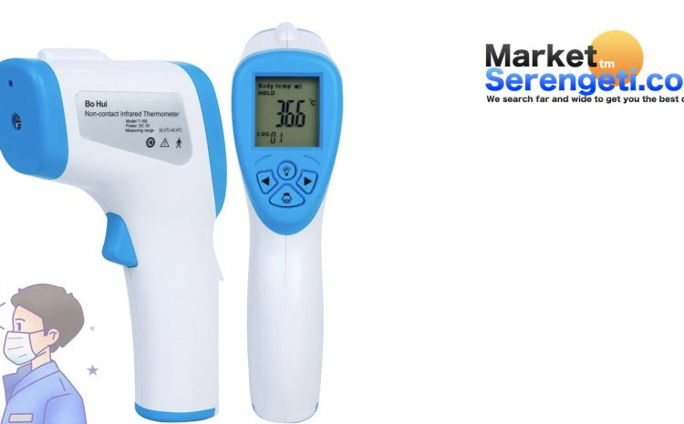 BOHUI T-168 Non-contact Forehead Infrared Thermometer