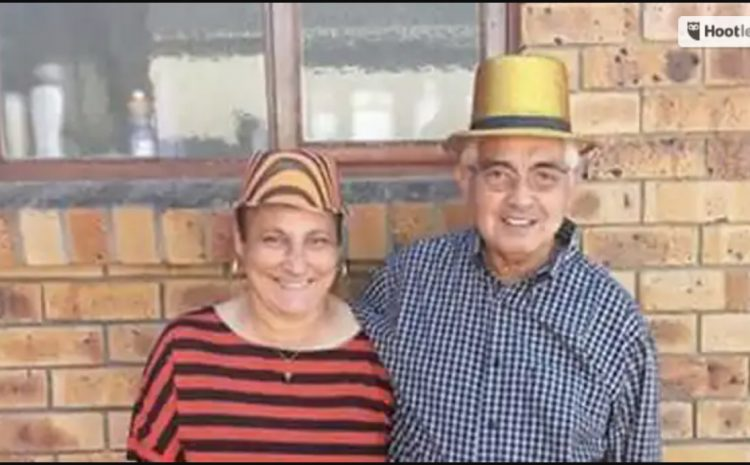 Neville and Eva Herold from Strandfontein victims of COVID-19