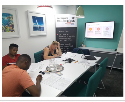 The Tender Master Class via ZOOM – Only Government SAQA *Certified Tender/Bid Administrator Training Course in South Africa