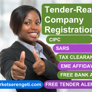 Tender Ready Company Registration Online