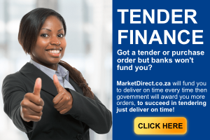 Purchase Order or Tender Funding