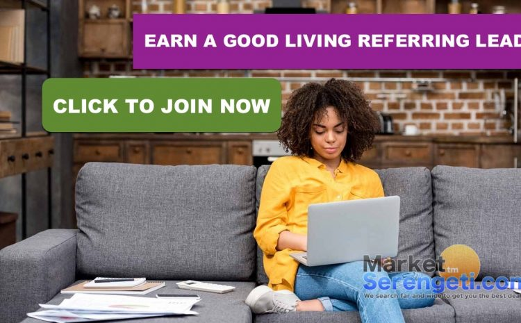Join Earn A Good Living Programme