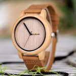 Wooden Casual Unisex Watches