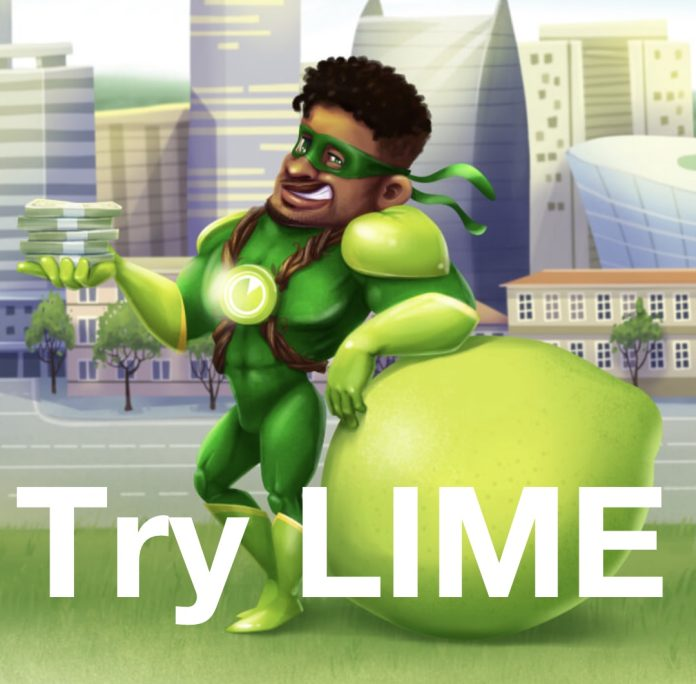Try LIME Personal Loans